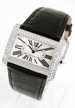 Cartier Tank WA301370 Mens Watch