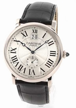 Cartier Tankissime W1550751 Mens Watch