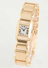 Cartier Tankissime W650037H Mens Watch
