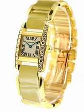 Cartier Tankissime WE70017H Ladies Watch