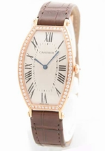 Cartier Tonneau WE400451 Mens Watch