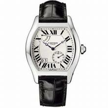 Cartier Tortue W1545951 Mens Watch