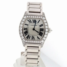 Cartier Tortue WA5072W9 Ladies Watch