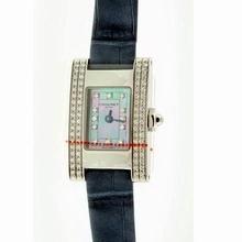 Chaumet Rectangle W0121/B056 Ladies Watch