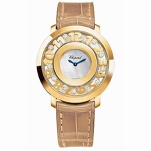 Chopard Happy Diamonds 207233-0001 Ladies Watch