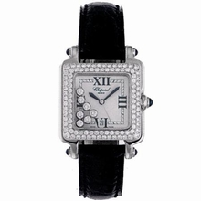 Chopard Happy Sport - Square 278361-2003 Ladies Watch