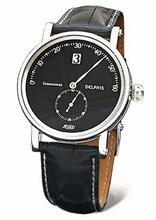 Chronoswiss Chronoscope Regulator CH 1423 black Mens Watch