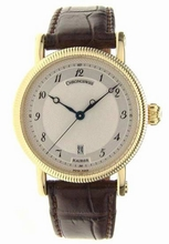 Chronoswiss Klassik Chronograph CH 2821 K Mens Watch