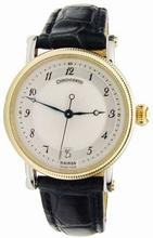 Chronoswiss Klassik Chronograph CH 2822 KM Mens Watch