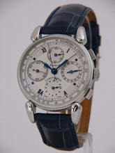 Chronoswiss Klassik Chronograph CH 7403 Mens Watch