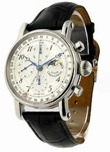 Chronoswiss Lunar Chronograph CH 7543 L Mens Watch