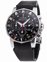 Corum Admirals Cup 985-641-20-F371 AN41 Mens Watch