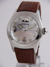 Corum Bubble XL 163-150-20-0F02EB30R Mens Watch