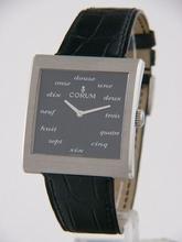 Corum Buckingham 138-181-20-0001 BN44 Mens Watch
