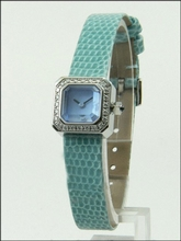Corum Sugar Cube 137-426-47-0121 EB34 Ladies Watch