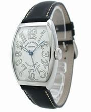 Franck Muller Casablanca 5850CASA Leather Band Watch
