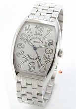 Franck Muller Casablanca 6850CASA White Dial Watch