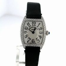 Franck Muller Cintree Curvex 2251 QZ D Quartz Watch