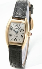 Franck Muller Cintree Curvex 2251QZ White Dial Watch
