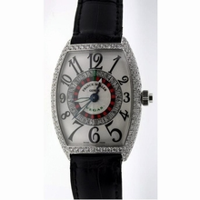 Franck Muller Cintree Curvex 5850D Automatic Watch
