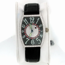 Franck Muller Cintree Curvex 5850D Mens Watch