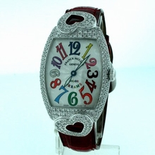 Franck Muller Color Dreams Coeur 7502 QZ D Quartz Watch