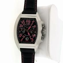 Franck Muller Conquistador 8005 CC King Black Dial Watch