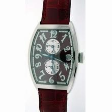 Franck Muller Master Banker 6850 MB Rose Dial Watch
