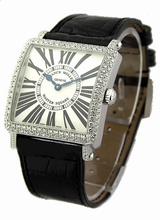 Franck Muller Master Square 6002 M QZ D Mens Watch