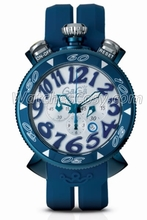 GaGa Milano Chrono 48MM 6053.1 Unisex Watch