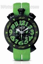 GaGa Milano Chrono 48MM 6054.2 Unisex Watch