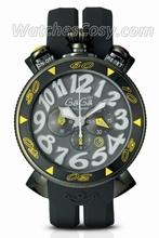 GaGa Milano Chrono 48MM 6054.6 Unisex Watch