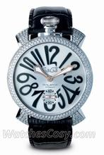 GaGa Milano Manuale 48MM 5010 1D.7 Men's Watch