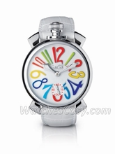 GaGa Milano Manuale 48MM 5010.1 Unisex Watch