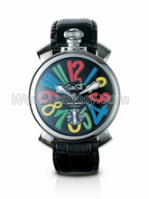 GaGa Milano Manuale 48MM 5010.2 Unisex Watch