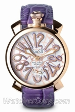 GaGa Milano Manuale 48MM 5011 MOSAICO 1 Ladies Watch
