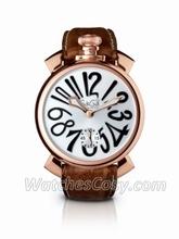 GaGa Milano Manuale 48MM 5011.6 Men's Watch