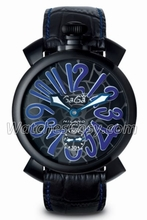 GaGa Milano Manuale 48MM 5012 MOSAICO 2 Men's Watch