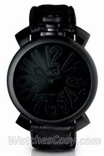 GaGa Milano Manuale 48MM 5012.2 Men's Watch