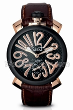 GaGa Milano Manuale 48MM 5014 Men's Watch