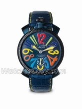 GaGa Milano Manuale 48MM 5016.4 Unisex Watch