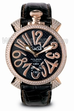 GaGa Milano Manuale 48MM G 199 GOLD Ladies Watch