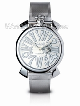 GaGa Milano Slim 46MM 5080.3 Unisex Watch