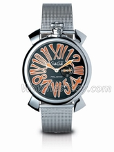 GaGa Milano Slim 46MM 5080.4 Unisex Watch