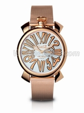 GaGa Milano Slim 46MM 5081.2 Unisex Watch