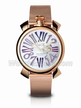 GaGa Milano Slim 46MM 5081.3 Unisex Watch