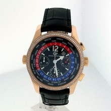 Girard Perregaux World Time 49805 Automatic Watch