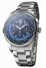 Girard Perregaux Worldwide Time Control 49805-11-670-S11A Mens Watch