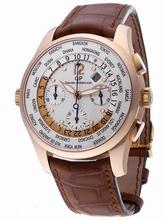 Girard Perregaux Worldwide Time Control 49805-52-151-BACA Mens Watch