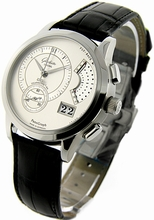 Glashutte PanoGraph 61-01-02-02-04 Mens Watch